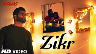 Zikr Lyrics | Amavas | Armaan Malik