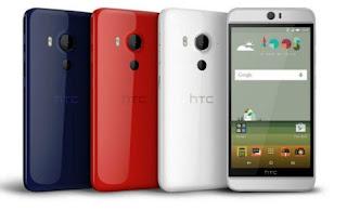 Harga HTC Butterfly 3 Terbaru dengan Spesifikasi Dual Kamera 20.2 MP