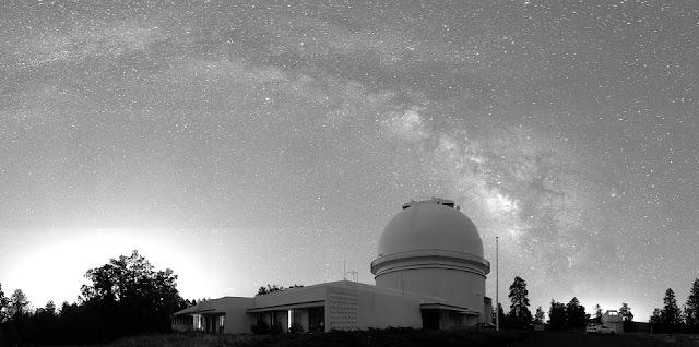 Naval Observatory Flagstaff Station. Credit: P Shankland