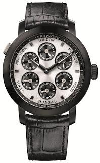 Montre Aerowatch Renaissance 7 fuseaux horaires