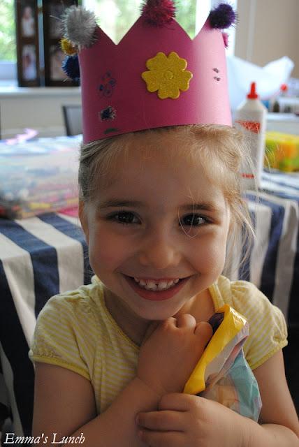 Princess Crown Craft Ideas