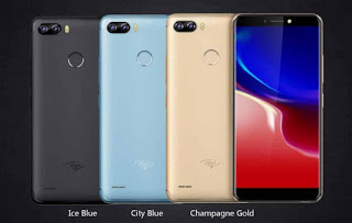 Itel P32 Comes With 4000mAh Battery, Android Oreo (Go Edition) - Check it out