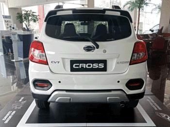 Mobil Datsun Go Cross 2018
