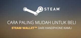 Cara Mengisi Voucher Steam dengan Benar