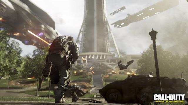 La beta de Call Of Duty: Infinite Warfare estará abierta en PS4 una semana más
