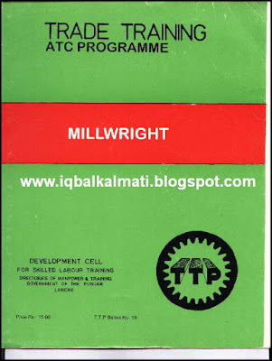 Millwright Advance Training Course Book PDF