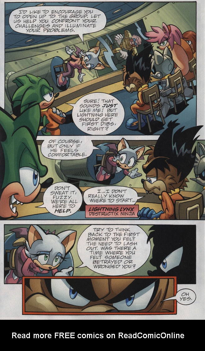 Read online Sonic Universe comic -  Issue #31 - 11