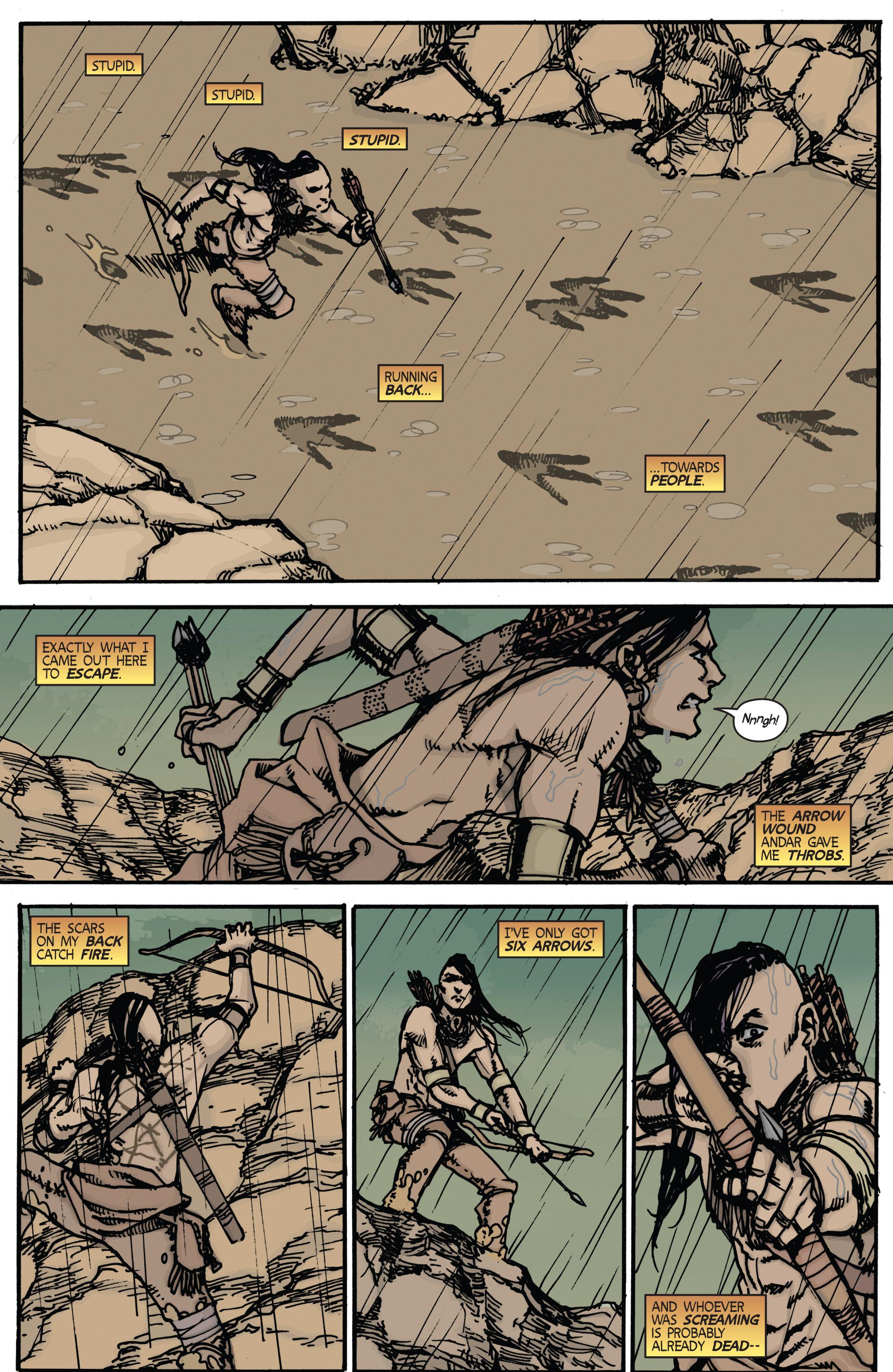 Read online Turok: Dinosaur Hunter (2014) comic -  Issue # _TPB 2 - 9