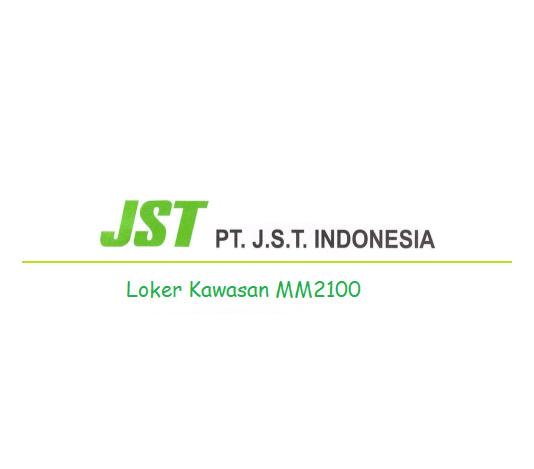 INFO LOKER VIA POS KAWASAN MM2100 PT.JST INDONESIA
