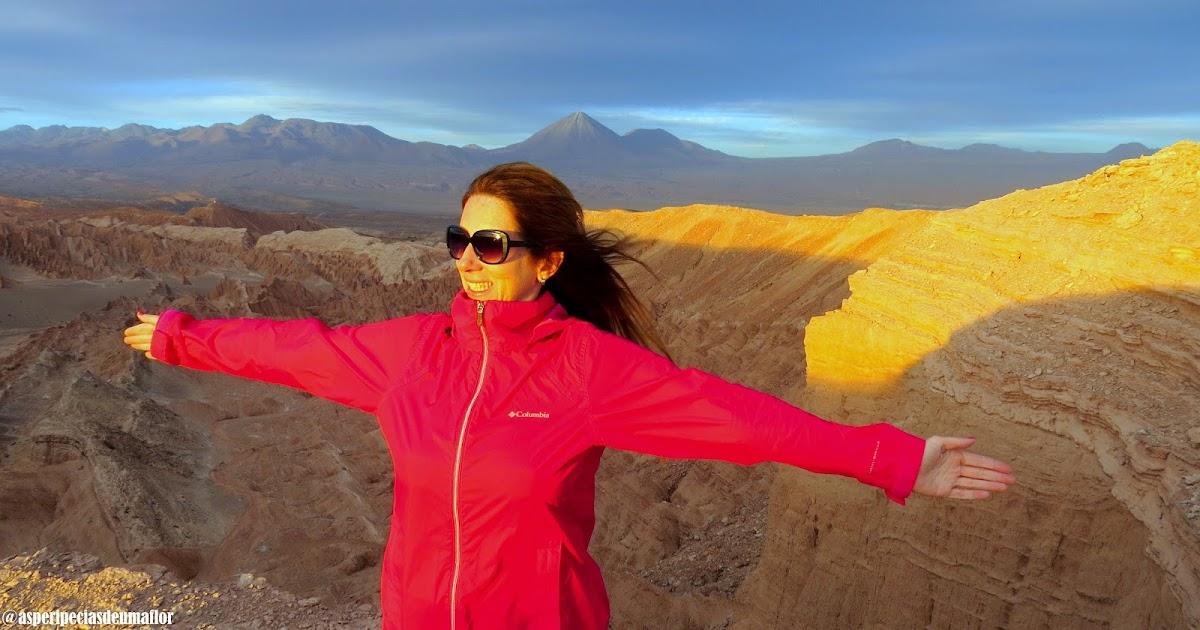 Valle de La Luna, de La Muerte e Pedra Coyote em uma tarde no Deserto do Atacama - Não Pira, Desopila