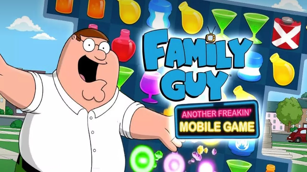 Family Guy: Another Freakin' Mobile Game Launches