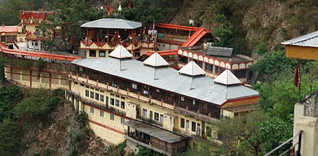deotsidh Temple Baba Balaknath Himachal Pradesh