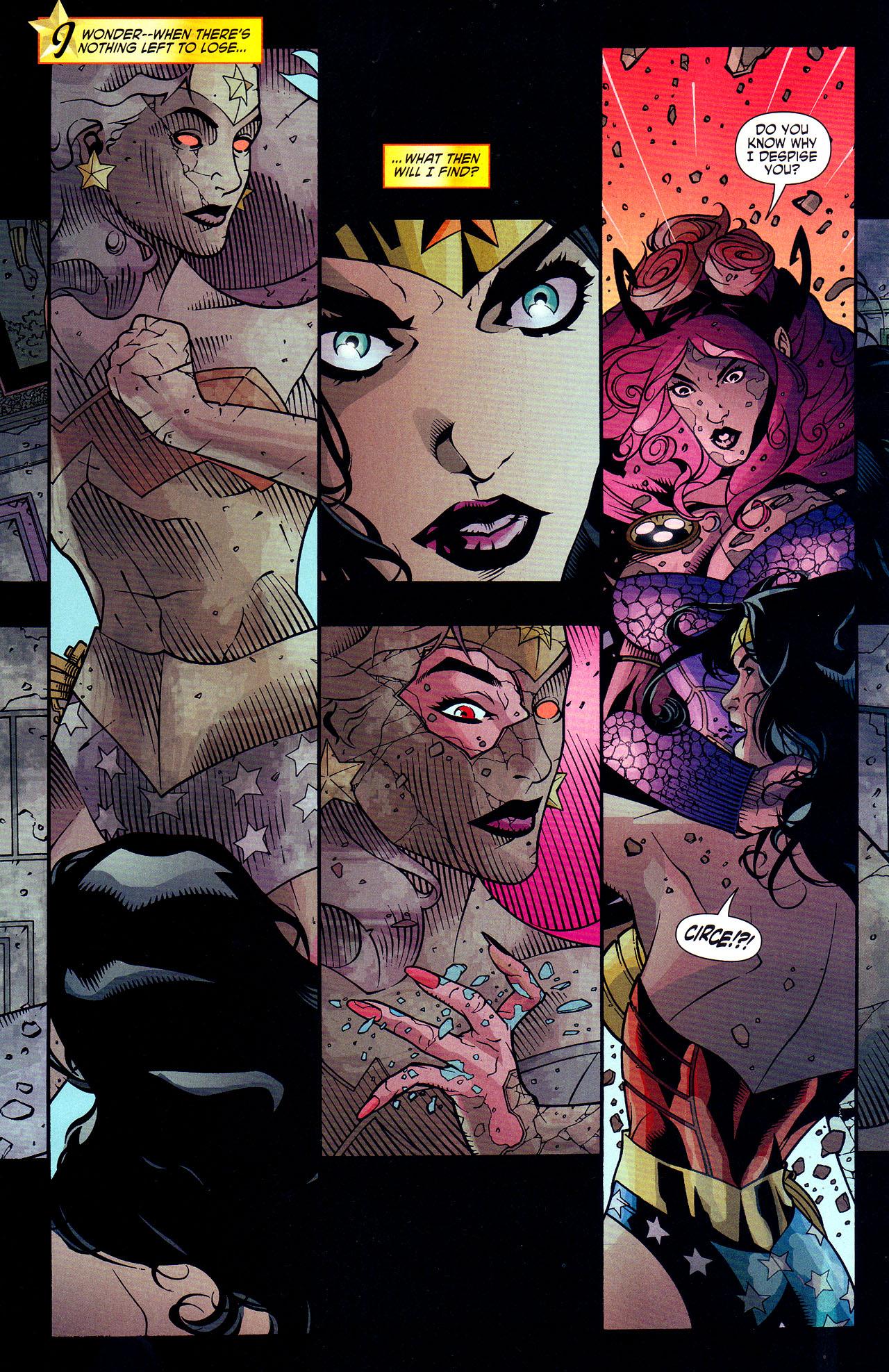 Read online Wonder Woman (2006) comic -  Issue #7 - 4