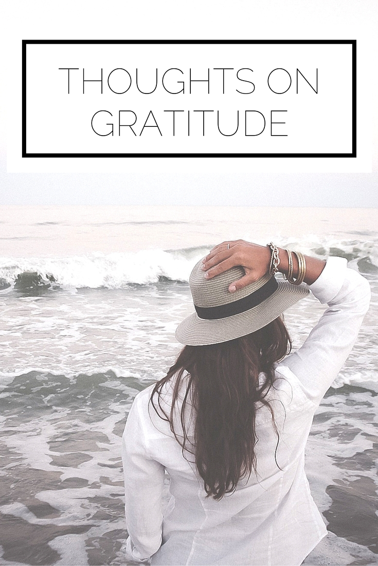Click to read now or pin to save for later! Why we need to up our focus on gratitude to increase our happiness