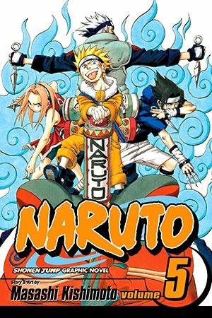 Naruto Tomo 5