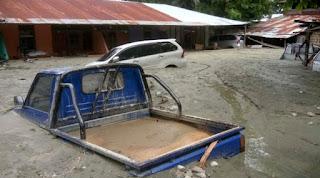 Pelo menos 50 morreram após inundações na província de Papua na Indonésia