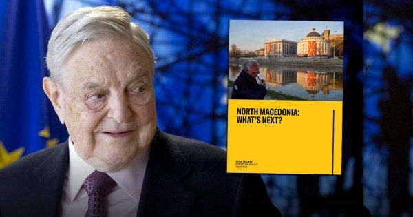 """Ιδού πως ο Τ.Σόρος αγόρασε τη Μακεδονία από τον ΣΥΡΙΖΑ: Η έκθεση ντοκουμέντο της """"Open Society"""""""