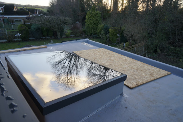 bungalow roof light
