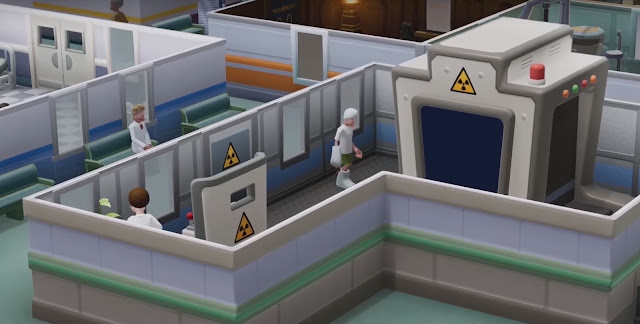 Screenshot of Two Point Hospital