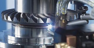 proses pengelasan dengan laser