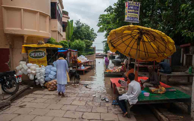 Ruta por Varanasi