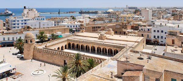 Villes de la Tunisie