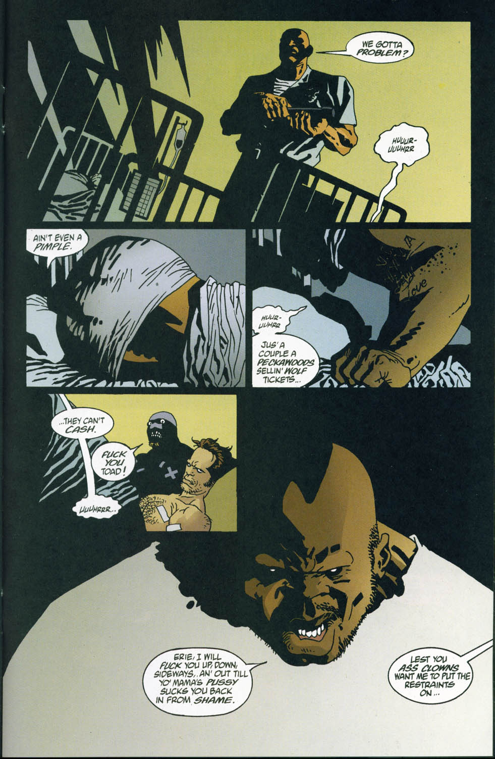 Read online 100 Bullets comic -  Issue #45 - 14