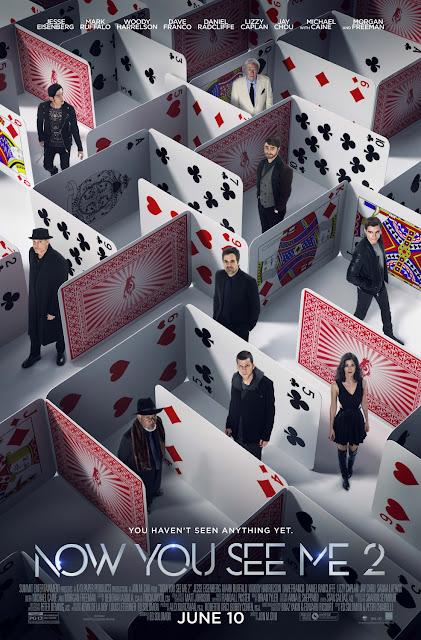 Nuevo póster internacional de 'Ahora me ves 2'