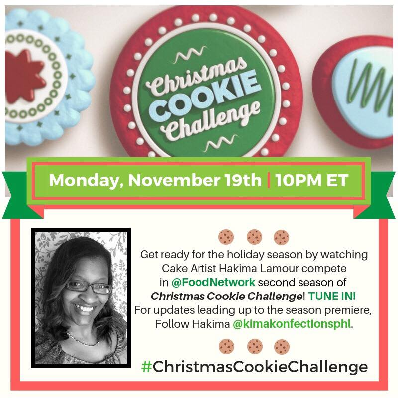 Fizzy Party Christmas Cookie Challenge
