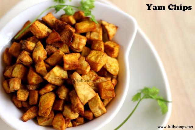 Senai Kizhangu Chips