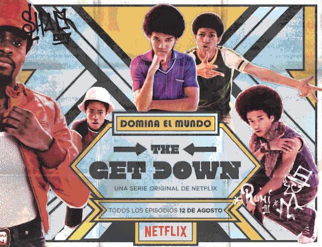 Conoce los personajes principales de 'The Get Down', la nueva serie original de Netflix
