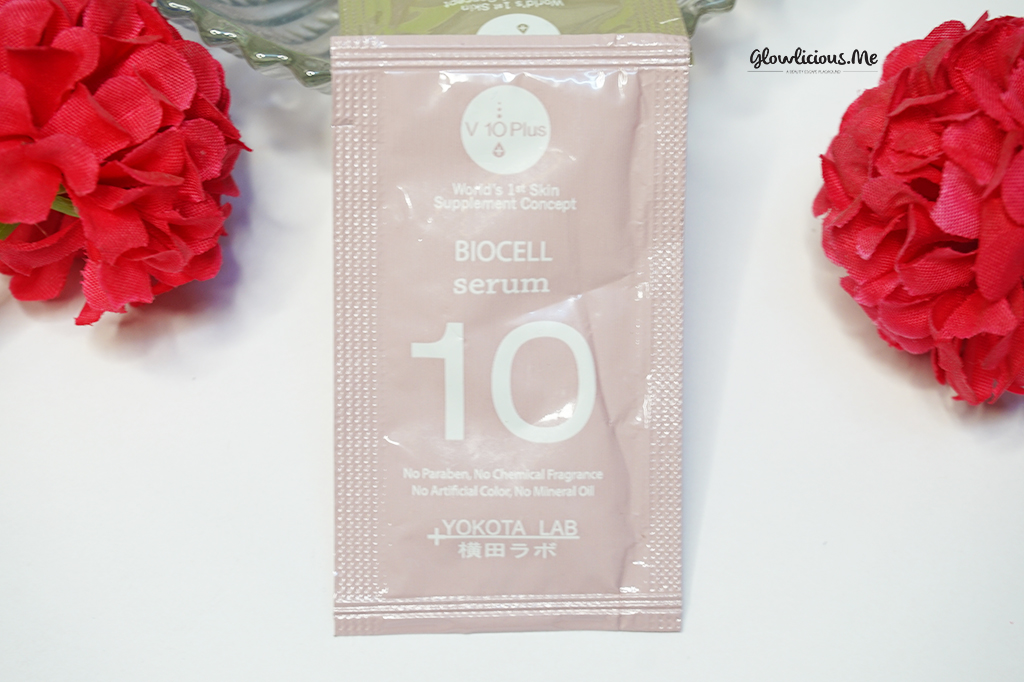 V10Plus Serum Anti Aging Series - Biocell Serum Review