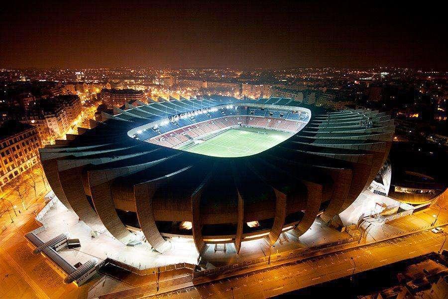 Gambar Stadium Euro Cup 2016 di France