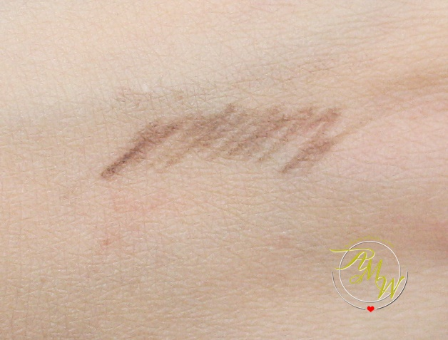 a swatch photo of Eye of Horus Dynasty Brow Define Review