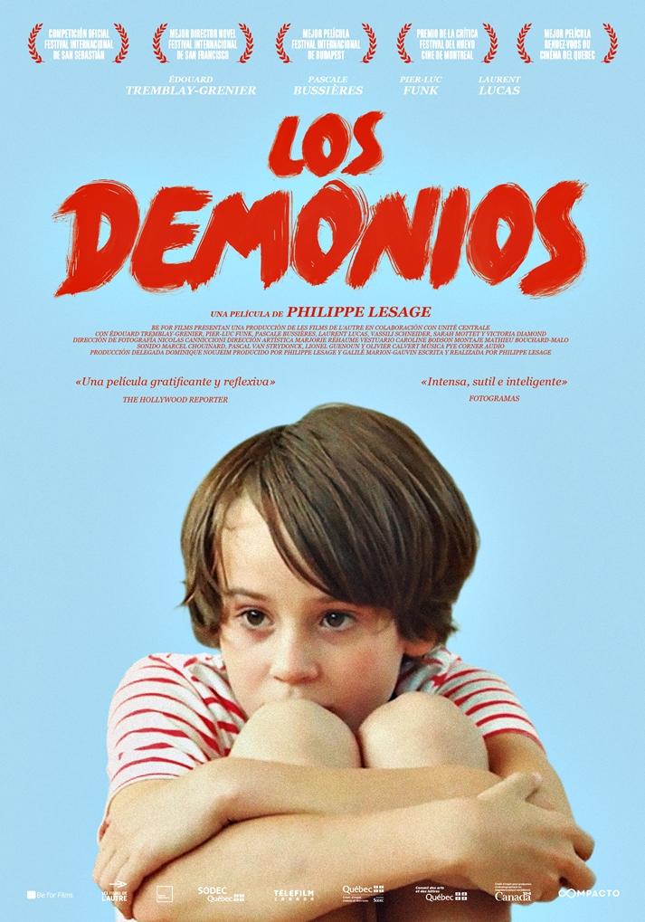 Póster: Los demonios