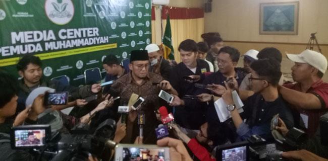 Kasus Novel, Pemuda Muhammadiyah: Kami Tidak Percaya Kepolisian