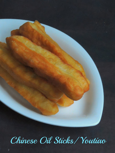 Youtiao, Chinese Oil Sticks