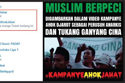 Efek Kampanye Iklan Kampanye Ahok, 2 Tegar Ini Jadi Trending di Twitter, #IklanAhokJahat #KampanyeAhokJahat