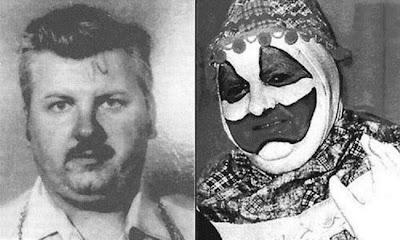 john wayne gacy clown pic Lukisan Seorang Pembunuh Berantai yang Penuh Misteri