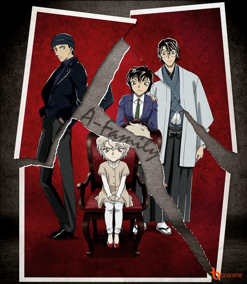 Hình ảnh Detective Conan Movie 24: Viên đạn đỏ