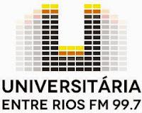 Rádio Universitária Entre Rios FM de Guarapuava PR ao vivo