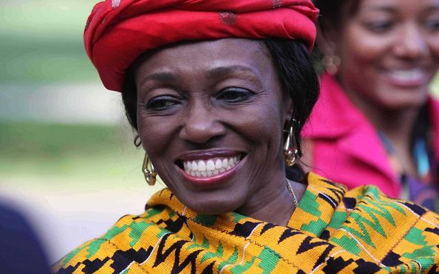 Nana Konadu Agyeman-Rawlings gets challenger
