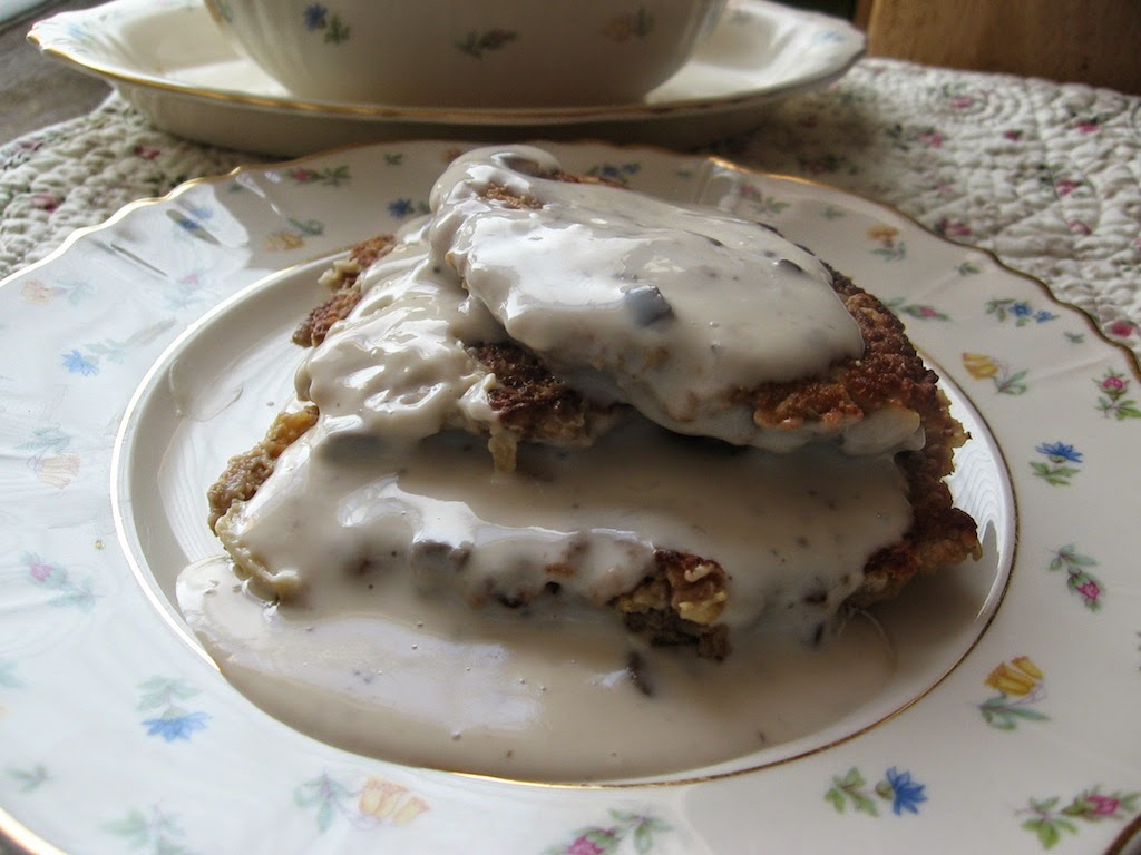 The Potluck Vegetarian: Oatmeal Patties