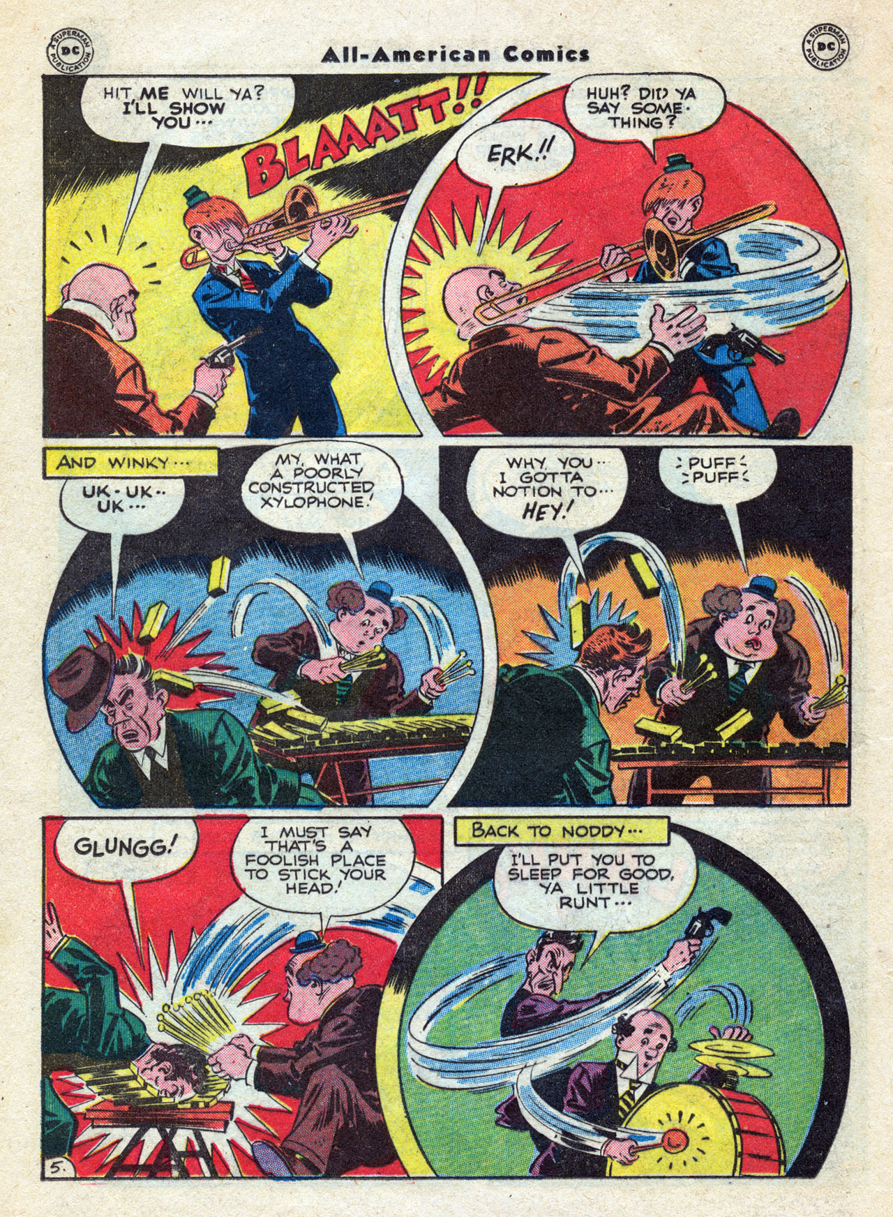 Read online All-American Comics (1939) comic -  Issue #79 - 28
