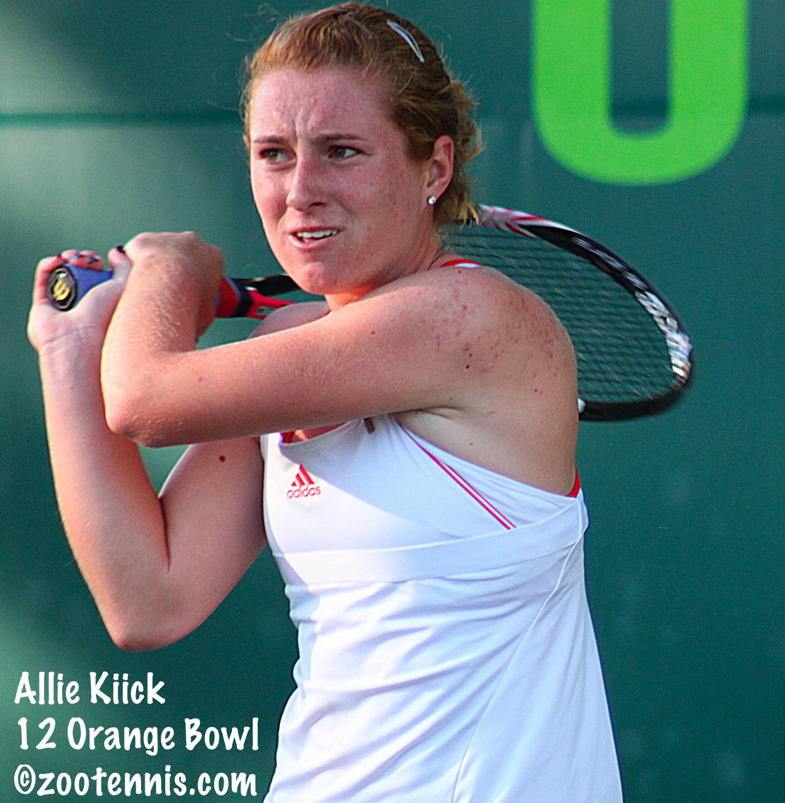 Allie Kiick