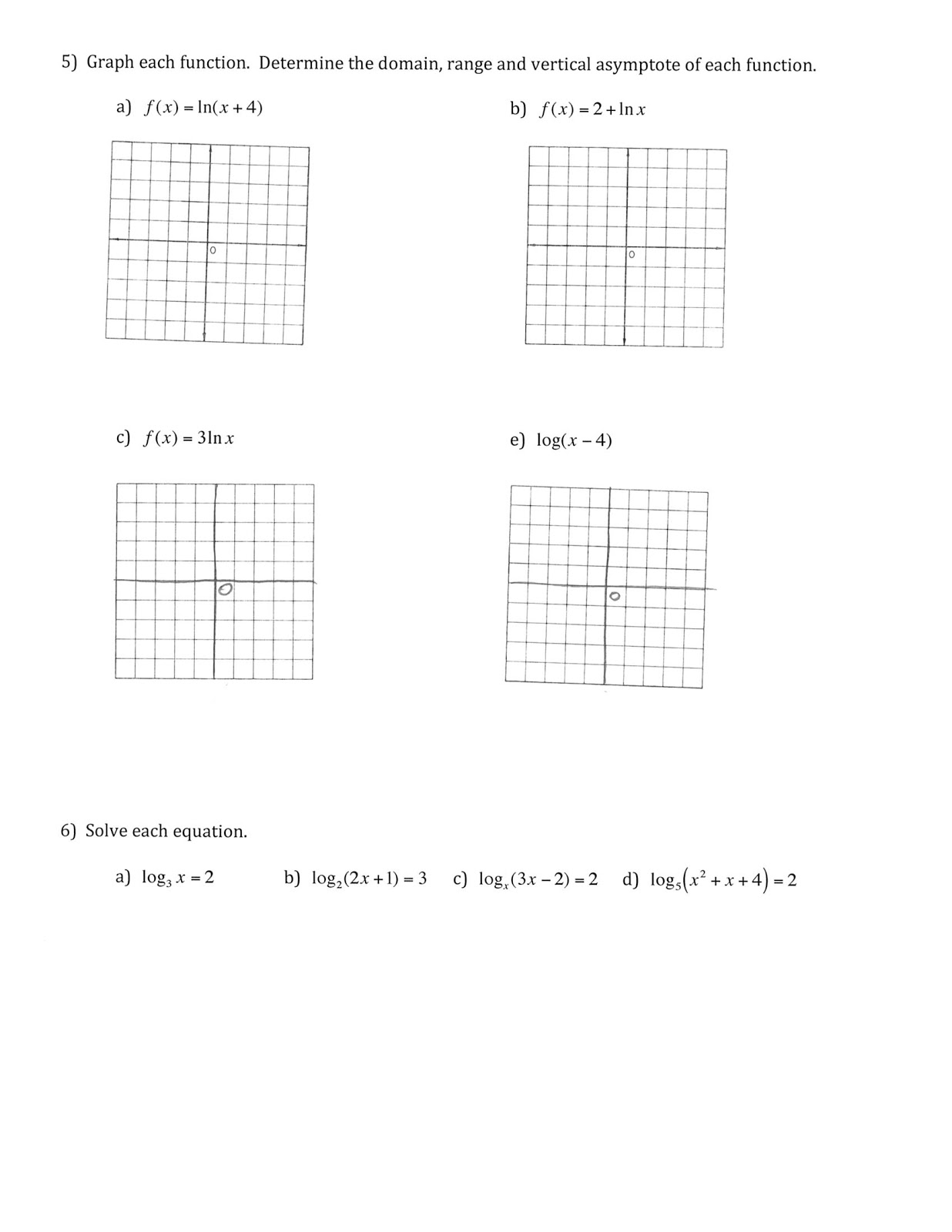 Mr. Suominen's Math Homepage: February 2013