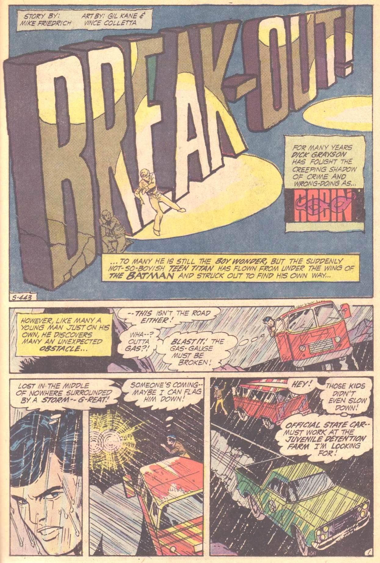 Detective Comics (1937) 403 Page 22