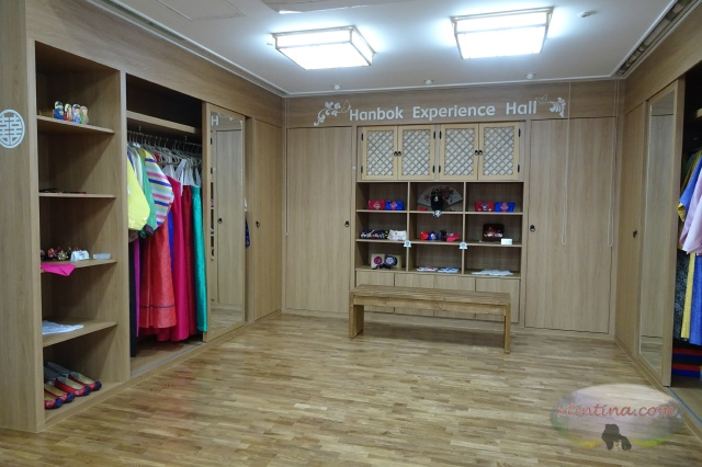 Free Hanbok Experience BEXCO