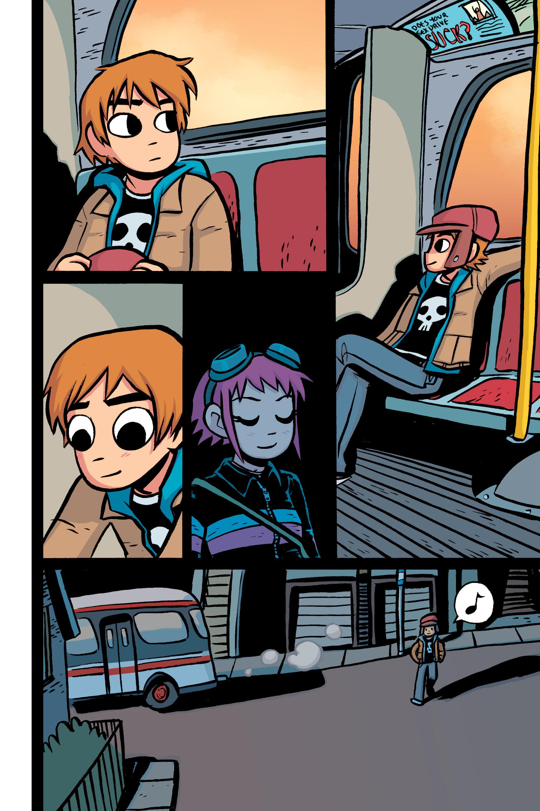 Read online Scott Pilgrim comic -  Issue #2 - 48