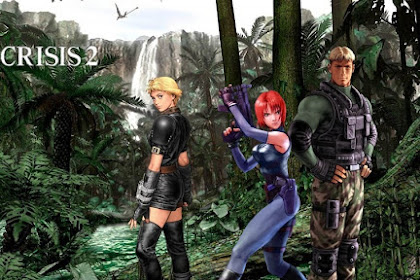 How to Free Download Game Dino Crisis 2 for Computer PC or Laptop